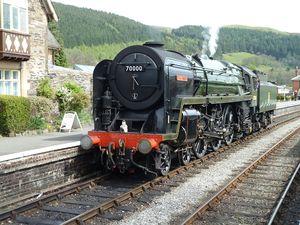 BR Standard Class 7 70000 Britannia - SVR Wiki