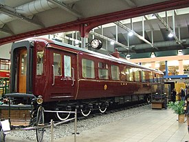 LMS King George VI Royal Saloon No.798 (6731093719).jpg